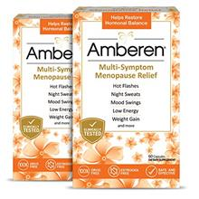 US. Amberen: Safe Multi-Symptom Menopause Relief. Clinically Shown to Relieve