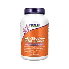 US. NOW Supplements, Beta-Sitosterol Plant Sterols with CardioAid®-S Plant St