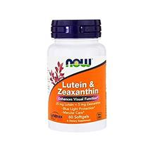 US. NOW Supplements, Lutein & Zeaxanthin with 25 mg Lutein and 5 mg Zeaxanthi
