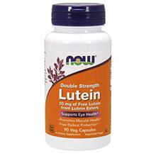 US. NOW Supplements, Lutein 20 mg with 20 mg of Free Lutein from Lutein Esters