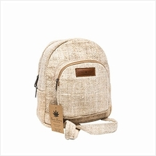 (FROM USA) Core Hemp Mini Backpack (Natural)
