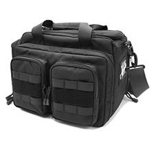 (FROM USA) ProCase Tactical Gun Range Bag, Deluxe Pistol Shooting Range Duffle