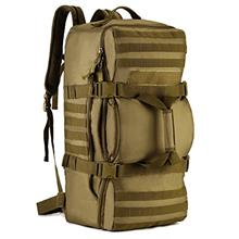 (FROM USA) ArcEnCiel Outdoor Tactical Army Backpack Military Waterproof Camouf