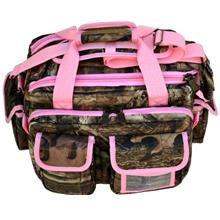 (FROM USA) Explorer Tactical Padded Gun Range Multipurpose Bag Mossy Oak