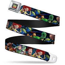 (FROM USA) Buckle-Down Seatbelt Belt Toy Story XL