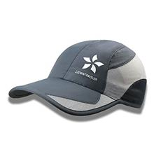 (FROM USA) ZZEWINTRAVELER Quick Dry Cap Running Hats Lightweight Breathable So