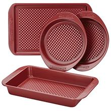 (FROM USA) Farberware Nonstick Bakeware Set with Nonstick Cookie Sheet / Bakin
