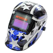 [USAmall] Solar Powered Welding Helmet Welding Mask Auto With Adjustable Shade