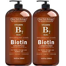 US. Biotin Shampoo and Conditioner Set for Hair Growth and Volume – Anti Dan