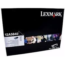 Lexmark Cartridge 12A5840 (Genuine) Optra T 10K (Low Cap) 5845 5840