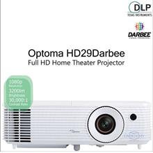 Optoma HD29 Darbee DLP Full HD Home Theater Projector (HD29DSE)