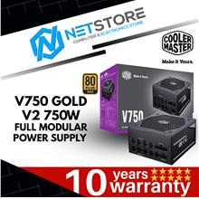 COOLER MASTER V750 GOLD V2 750W FULL MODULAR POWER SUPPLY