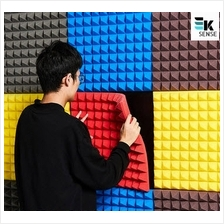 Sound Insulation Foam Soundproof for KTV/music room (1mth pre-order)