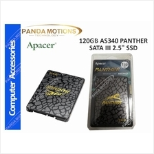 "Apacer 120GB AS340 Panther Sata III 2.5 "" SSD"