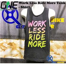 ONEUP COMPONENTS Shirts - Work Less Ride More Tank
