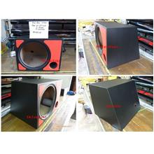 PVC Woofer Box Single Hole 12inch
