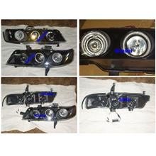 HONDA ACCORD SV4 '94-'97 Crystal Projector Dual CCFL Ring Head Lamp
