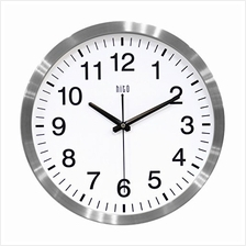 ..// hito Silent Wall Clock Non Ticking 14 inch Large Oversized Excellent Accu