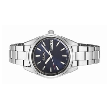 SEIKO Ladies Analog Sapphire Glass Day Date Watch SUR353P1