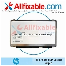 "HP Sleekbook 6Z-1000 15-b000 15T-b000 b100 15.6"" Slim LED LCD Screen"