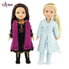 US. Emily Rose 14 Inch Doll Clothes for American Girl Wellie Wisher | Princess