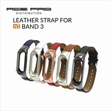 Leather Strap for Mi Band 3