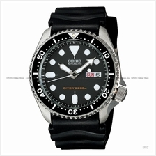 SEIKO SKX007K1 Diver ISO 200M Day-Date Automatic 100% Original No Fake