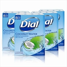 [USAmall] Dial Skin Care Bar Soap, Coconut Water, 32 Bars