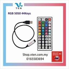 5V USB RGB Controller 44 Keys Mini Remote Control For USB Strip Light