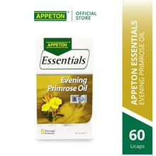 APPETON Essential Evening Primrose Oil 450mg (60's) for Women Health
