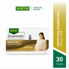 APPETON Essential Natal Care (30's) for Pregnant Women