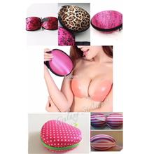 Lingerie NuBra Hard Case-Easy Travel Storage-Organizer-No Mess Wrinkle