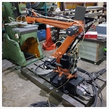 New Silver Four Axis Robotic Arm
