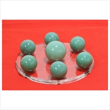 STAR OF DAVID-AVENTURINE BALL