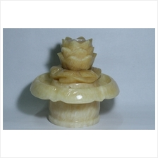YELLOW JADE-MINI FOUNTAIN