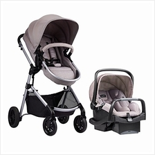 US. Pivot Modular Travel System with SafeMax Infant Car Seat, Lightw