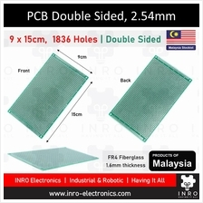 PCB, Printed Circuit Board,Donut Board, Double Sided, 9x15cm, 90x150mm