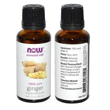100% Pure Ginger Essential Oil (30ml)