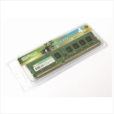 Silicon Power 4GB DDR3L 1600 Low Voltage + 1.5V UDIMM Desktop RAM