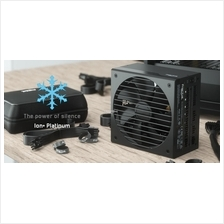 # FRACTAL DESIGN Ion+ Series 80+ Platinum Full Modular PSU # 660P/860P