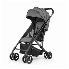 US. Chicco Piccolo Stroller - Carbon, Grey