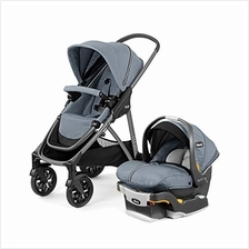 US. Chicco Corso Modular Travel System - Silverspring, Grey