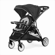 US. Chicco Chicco BravoFor2 LE Standing/Sitting Double Stroller - Crux