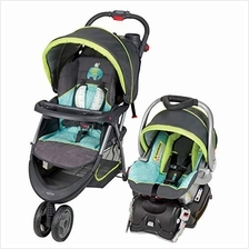 US. Baby Trend Ez Ride5 Travel System, Woodland