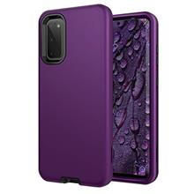 US. Galaxy S20 Case, WeLoveCase S20 5G Cover 3 in 1 Full Body Heavy Duty Prote