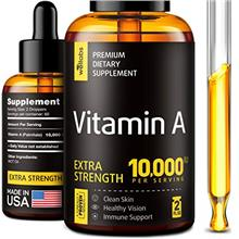 US. Vitamin A Supplement - Organic Vitamin A Palmitate - Made in The USA - Vit