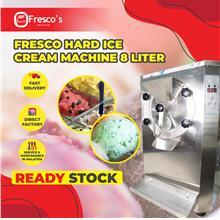 Fresco Hard Ice Cream Machine 8 Liter