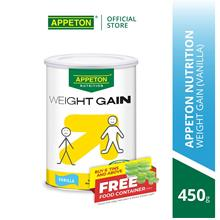 APPETON Weight Gain for Adult (Vanilla) (450g)