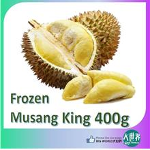 Frozen Musang King Durian 400gram