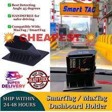 Ready Stock Max Tag Smart Tag Compatible Dashboard Holder